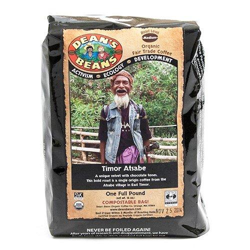 Essential Fair Trade Timor Atsabe Whole Bean Coffee (16 ounce)