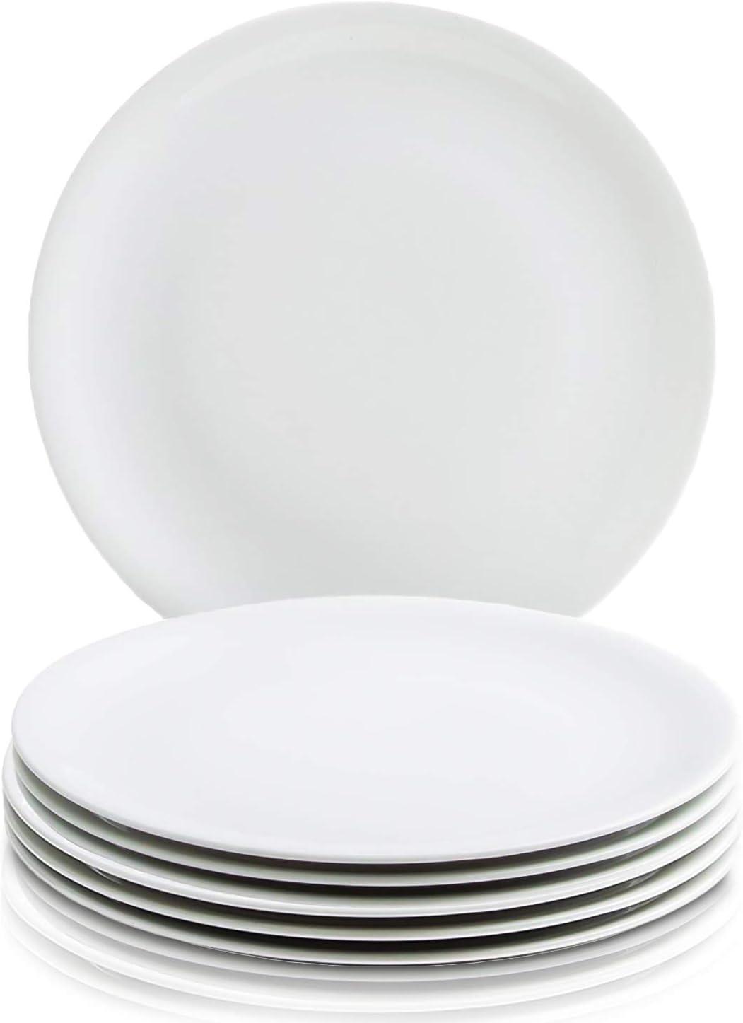 Platos de pizza Kahla - 31 cm - blanco - porcelana - apto para ...