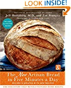 #6: The New Artisan Bread in Five Minutes a Day: The Discovery That Revolutionizes Home Baking