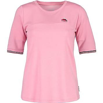 Camisa y Camiseta Técnicas, Mujer, Rosa (Cherry Blossom),