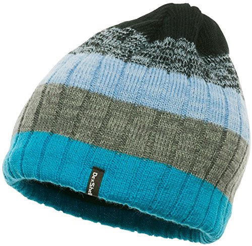 al de resistente viento impermeable transpirable y tejido azul Dexshell azul gorro qBwY4f4I