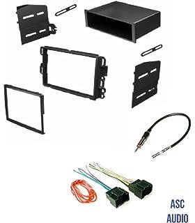 Amazon.com: CAR STEREO DASH INSTALL MOUNTING KIT WIRE HARNESS RADIO