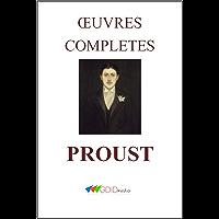 A la recherche du temps perdu (L'intégrale, augmentée de notes explicatives) (French Edition)