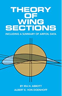 Amazon theory of flight dover books on aeronautical theory of wing sections including a summary of airfoil data dover books on aeronautical fandeluxe Choice Image