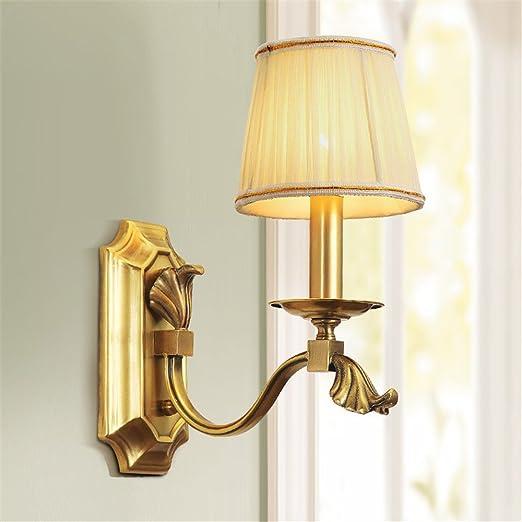 Amazon.com: Avanthika E27 - Lámpara de pared para dormitorio ...