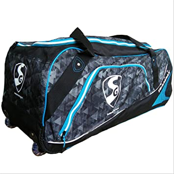 b4aa8e30d108 Buy SG Teampak Kit Bag (Color may vary) Online at Low Prices in India -  Amazon.in