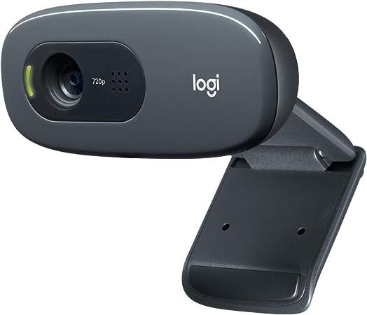 Logitech C270 HD - Webcam for video conferencing with: Amazon.de: Computers & Accessories