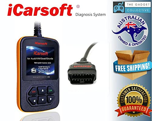 iCarsoft i908 Audi Scan Tool
