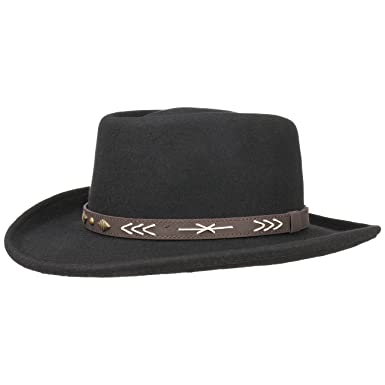 4aeaa3aa Conner Hats Men's Arizona Gambler Hat at Amazon Men's Clothing store: