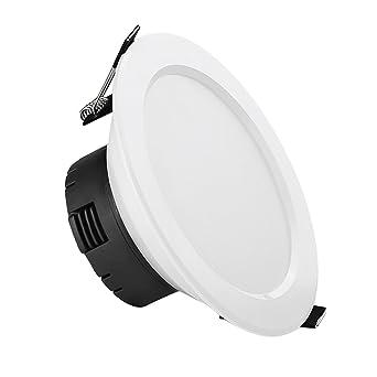 LE LED Einbaustrahler, ersetzt 60W Glühbirnen (25W Leuchtstoffröhren ...