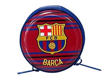 CYP 8426842066929 Monedero FC.Barcelona Redondo Metal, 0, 0