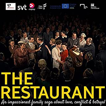 The Restaurant / Vår tid är nu (Original Soundtrack) by Adam Nordén