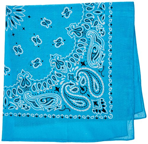 Light Blue Bandana - 1
