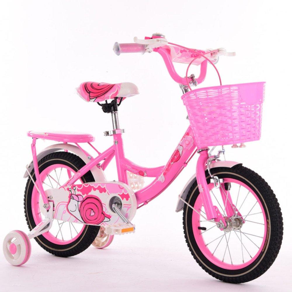 93ae418210553 QXMEI Vélo Enfant Fille Princesse Modèles 23-4-5-6-7-8 Ans De La Ligue ...