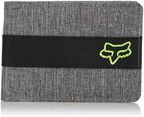 Fox Men's Sturgis Bifold Canvas Wallet