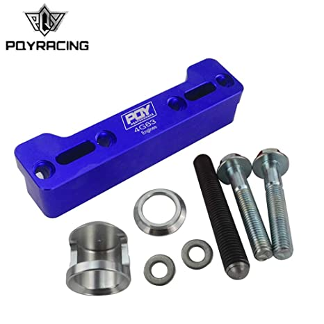 PQYRACING Aluminum Valve Spring Compressor Tool Removal Compatible for  Mitsubishi Eclipse/Talon/Evo 8/9 4G63 Engine