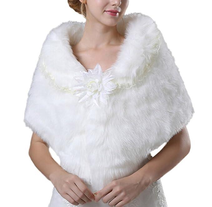 Icegrey Mujeres Elegante Chal Chaqueta Capa Con Cullo Para ...