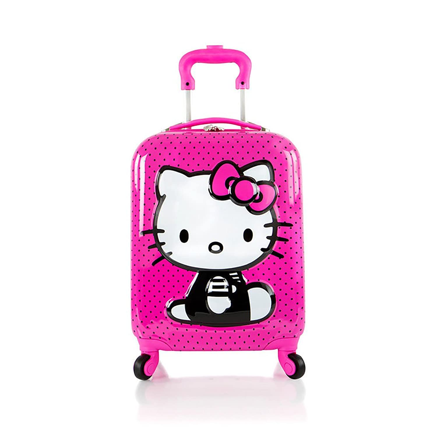 Amazon.com: Heys Hello Kitty 3D Spinner Luggage Case: Clothing