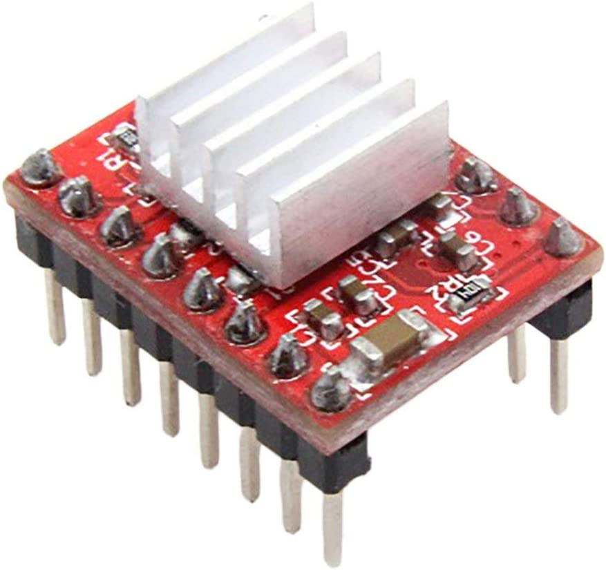 Fghdf A4988 Breakout Shield Board Controlador del módulo de ...