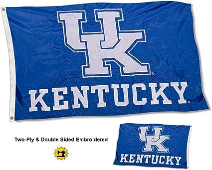 of Kentucky Wildcats NCAA Official 3x5 Indoor Outdoor Flag Banner Fan NEW Univ