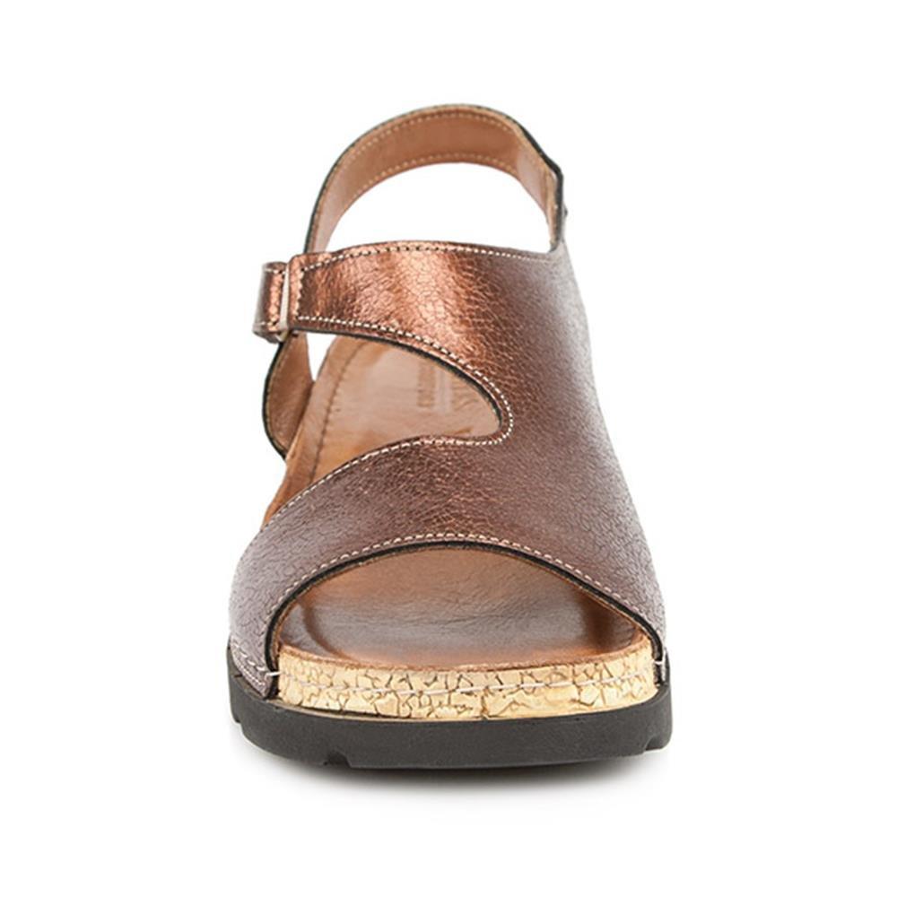 5c82d6070c4 Pavers Casual Leather Slingback Sandal 309 780 - Bronze Size 4 (37)   Amazon.co.uk  Shoes   Bags