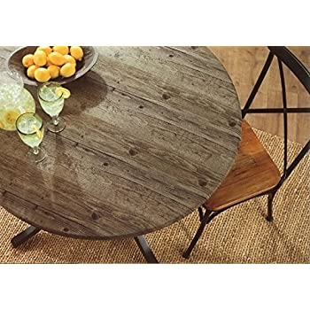 Amazon Com Brielle Woodland 42 Inch Round Tablecloth 42