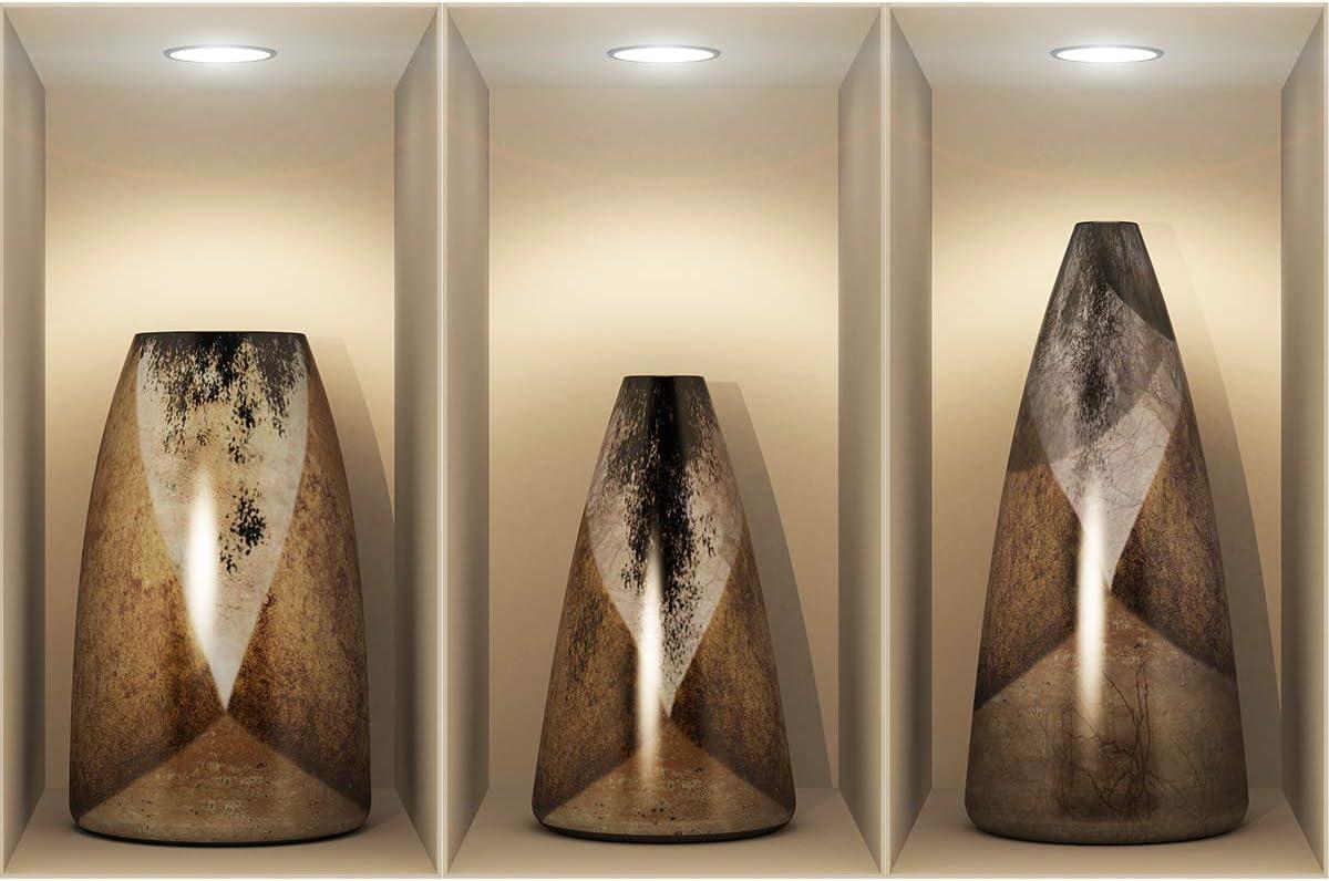 Ambiance Pegatinas Adhesivas Efecto 3D