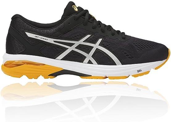 Asics GT-1000 6 (T7A4N)- Zapatillas de deporte para hombre, Negro, 51.5 EU: Amazon.es: Zapatos y complementos