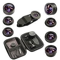 Deals on Insstro 9 in 1 Phone Camera Lens Kit