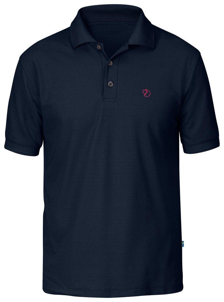 Fjällräven Herren T-shirt Crowley Pique