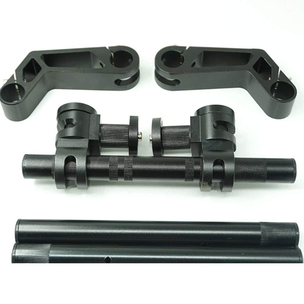 PinShang Separator Handle Motocycle Parts Modification Magic Leading Handle Black by PinShang