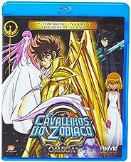 Os Cavaleiros Do Zodíaco - Ômega – 2ª Temporada -Volume 2 - [Blu-ray]