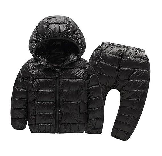 339d1ff9c Amazon.com: TAIYCYXGAN Unisex Boys Girls Winter Jacket Hoodies with ...