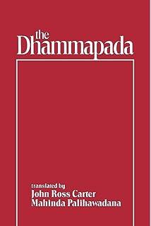 Carter and Palihawadana Dhammapada cover art