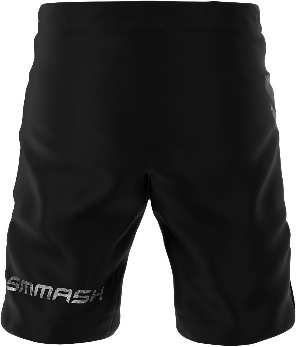 Smmash Pantalones Cortos para Artes Marciales MMA BJJ UFC Boxing