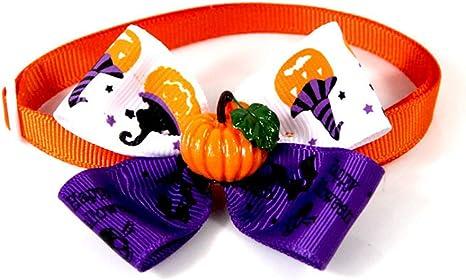 POPETPOP Diez Lindos moños,Corbatas,diseños de Halloween,Modas ...