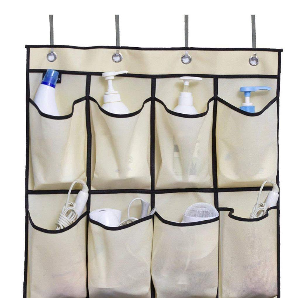 Level Hanging Organisateur de Chaussures Dessus de la Porte 20 Pocket Chaussures pour Porte darmoire /étag/ère Hanger Porte Sac de Rangement