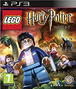 Lego Harry Potter Years 5-7 (PS3) [Importación inglesa]