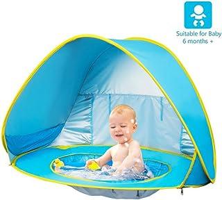 Leezo Tente de baldaquin pour Bébé Protection UV