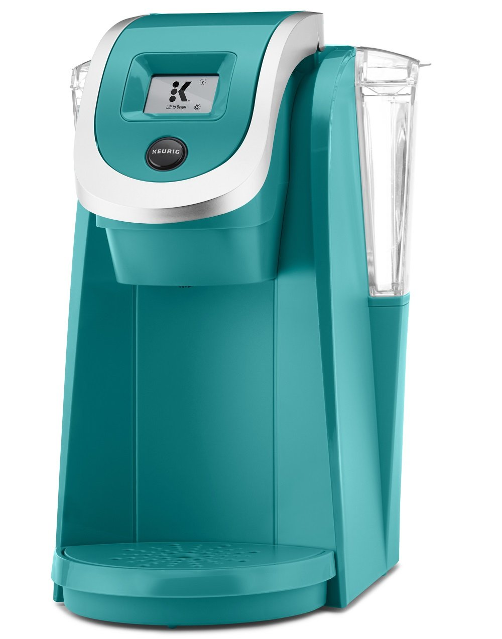 Keurig K250 Single Serve, Programmable K-Cup Pod Coffee Maker with strength control, Turquoise by Keurig (Image #4)