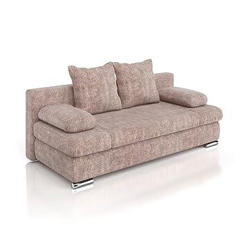 Vicco Schlafsofa Couch Sofa Ausziehbar Chicago Schlafcouch 200x95