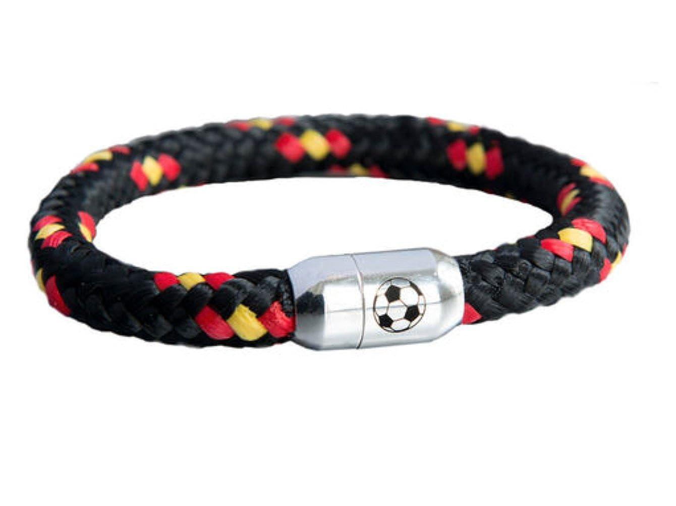 Sailing Rope Braided Bracelet World Cup 2018, Bundesliga