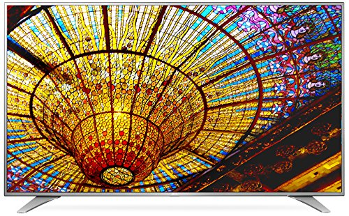 LG Electronics 60UH6150 60-Inch 4K Ultra HD Smart LED TV (2016 Model)