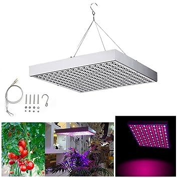 Hengda 15W LED Pflanzenlicht Pflanzenleuchte Pflanzenlampe ...