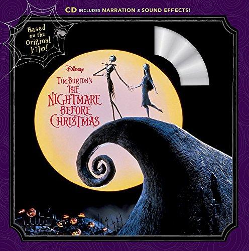 The Night Before Halloween Poem (Tim Burton's The Nightmare Before Christmas Book &)