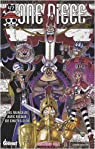 One Piece, Tome 47 : Ciel nuageux, avec risque de chutes d'os par Oda ()