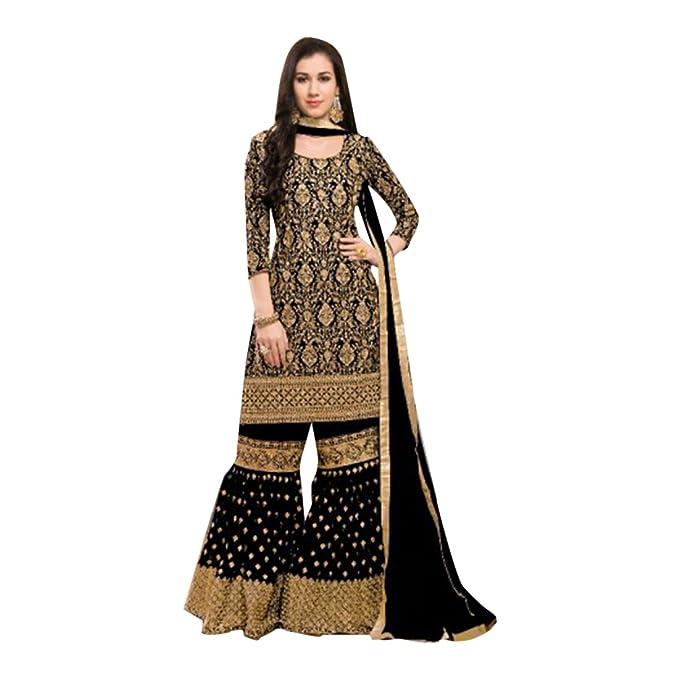 Suit Pakistani Hijab 2724 Abbigliamento Donna Bridal Amazon Musulmani Kameez Tradizionale Kaftan Eid Indiano Sarara Vestito it Designer Salwar Uvf6w