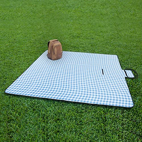 ZhongBan Outdoor Blanket Waterproof Backing