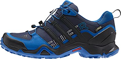 Adidas M17389 Men's Blue Beauty/Black/Solar Blue Terrex Swift R Gtx Shoes,