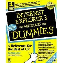 Internet Explorer 3 for Windows for Dummies